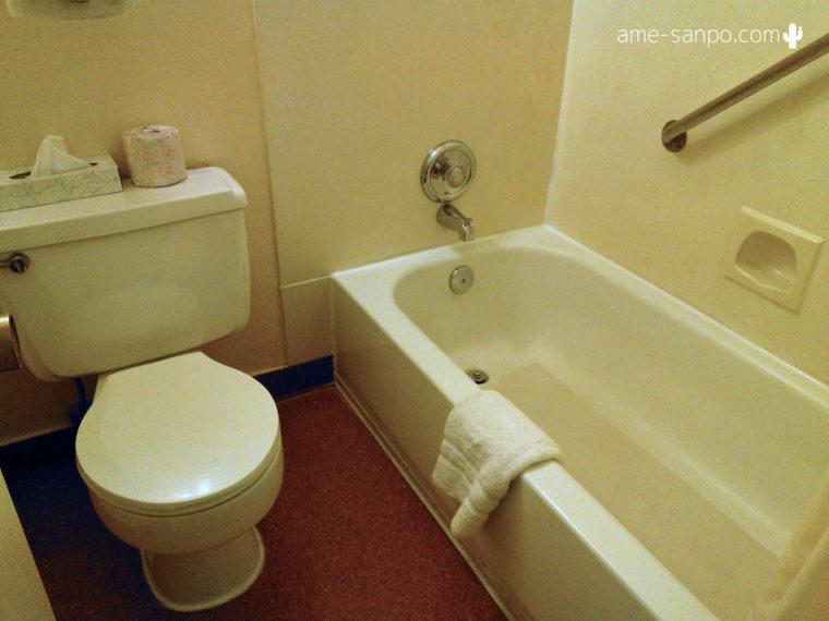 マスウィックロッジ バスルーム