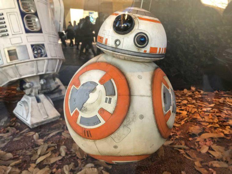 スターツアーズ「BB-8」